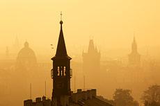 Barvy Prahy
