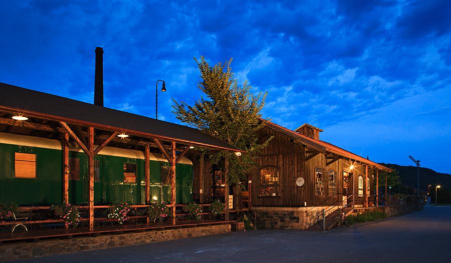 Tip na výlet - výletní restaurace Zastávka Nižbor