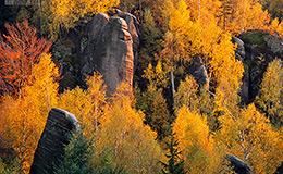 Krásy podzimního Broumovska