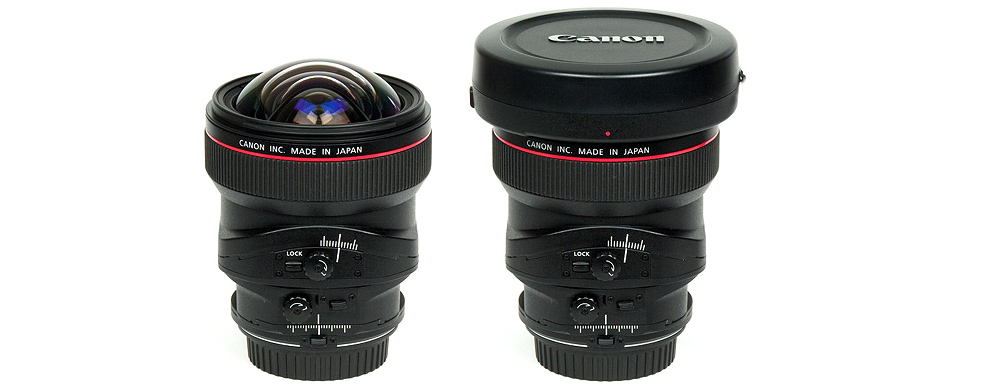 Canon TS-E 17 mm F 4 L
