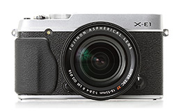Fujifilm X-E1 v testu