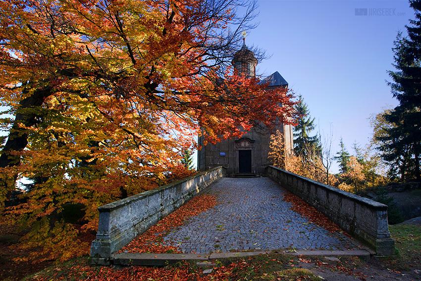 Kaple Panny Marie Sněžné na vrchu Hvězda