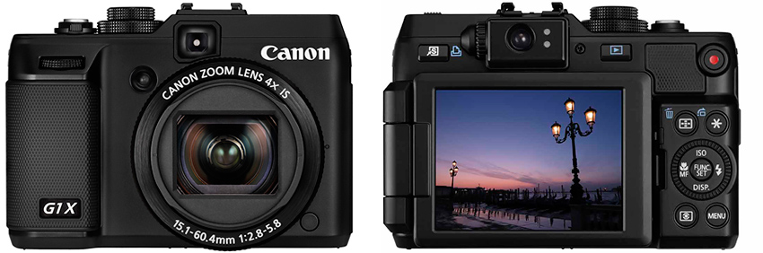 Canon G1 X jako doplněk k zrcadlovce?