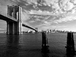 Pohled na Brooklyn