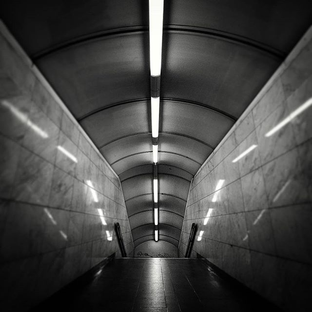 fotografie Subway in