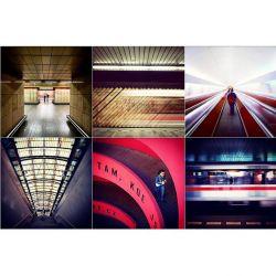 """fotografie Kolik času denně trávíte cestováním do práce a z práce?  Mě tahle otázka přivedla k nápadu. Rozhodl jsem se, že každodenní dojíždění zkusím nějak fotograficky zužitkovat. Co říkáte na první fotky z fotosérie """"Na cestě""""?"""