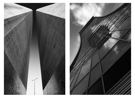Sbíhání linií u fotografií architektury | Jiří Šebek