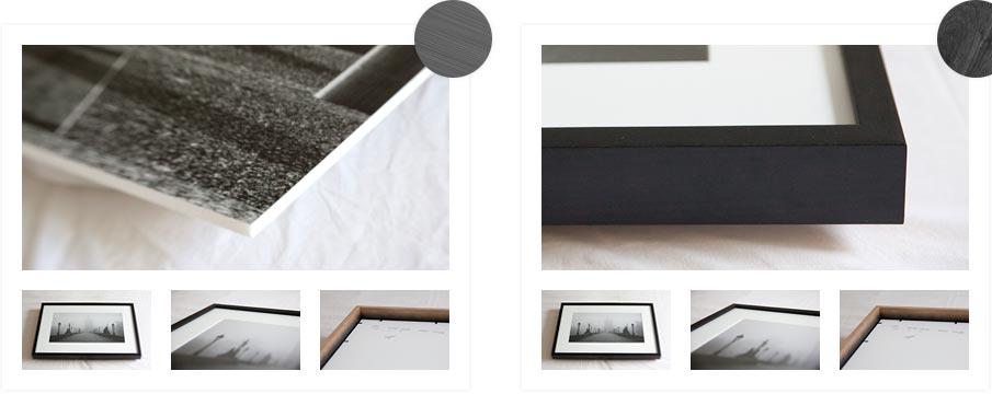 Hliníkové a dřevěné obrazy