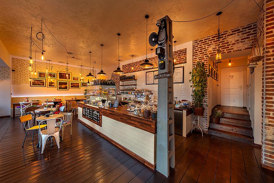 Kavárna Cafefin