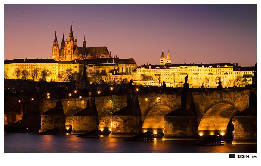 fotografie Pražský hrad