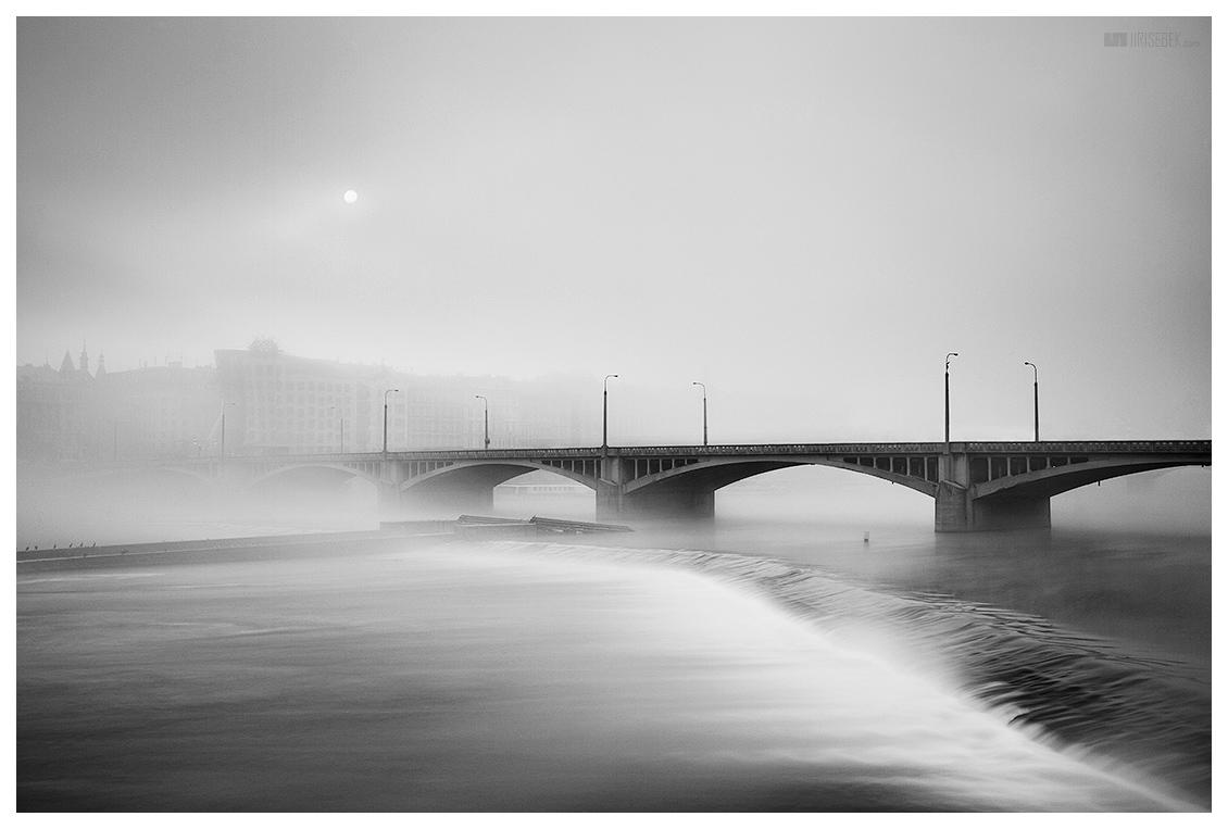 fotografie Jiráskův most