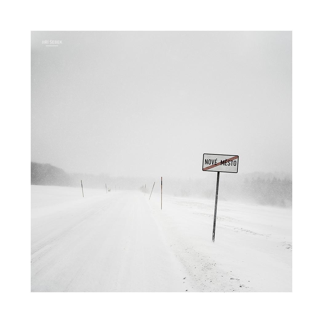 fotografie Cesta z města