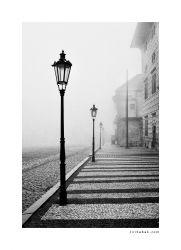 fotografie Hradčanské náměstí