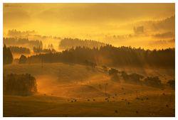 fotografie Pohled ze Zámeckého vrchu