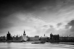 fotografie Smetanovo nábřeží