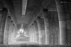 fotografie Radotínský most