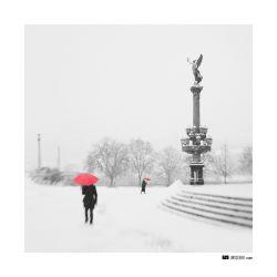 fotografie Deštníková