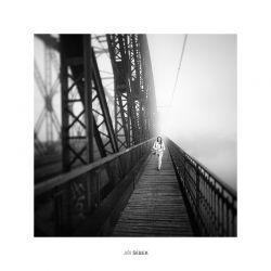 fotografie Železniční most