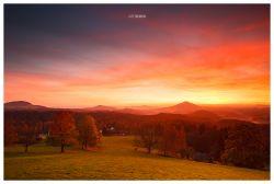 fotografie Rudý Křížový vrch