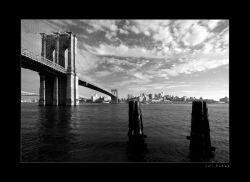 fotografie Pohled na Brooklyn, New York