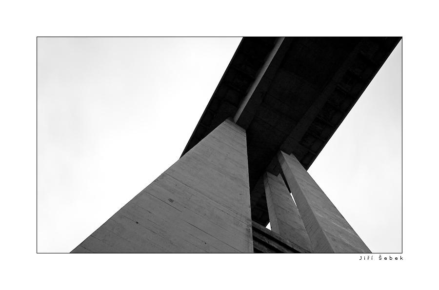 fotografie Nuselský most 4