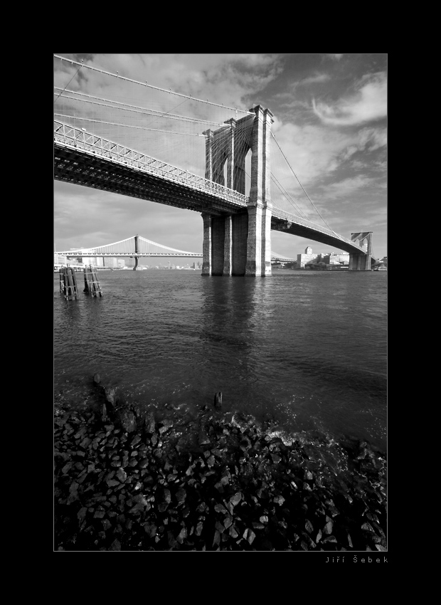 fotografie Brooklyn Bridge 2
