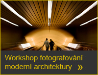 Workshop fotografování architektury