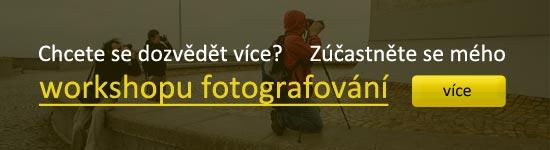 workshop fotografování