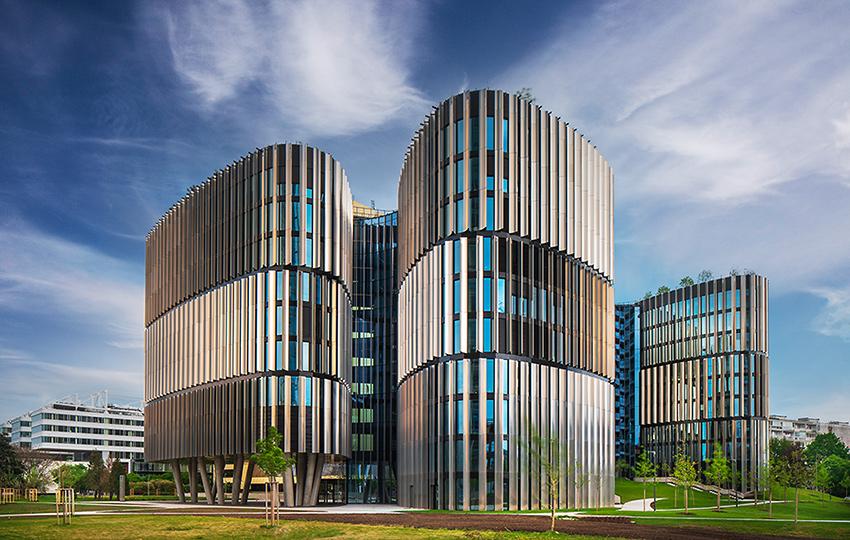 Fotografie architektury od DAM architekti