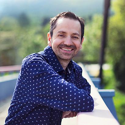 Fotograf Jiří Šebek