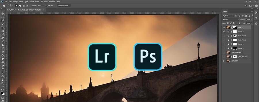 Postprocess pro fotografy